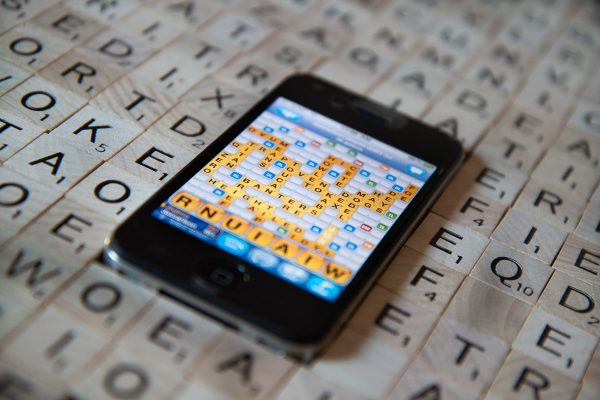 Two Letter Words for Scrabble and Words With Friends