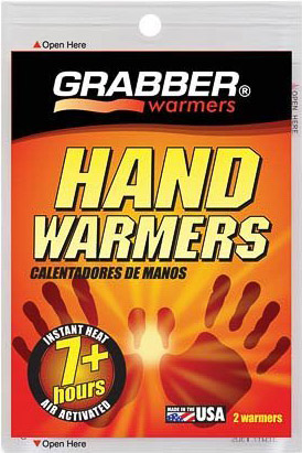 hand warmers for skiing