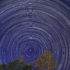 9 Star Trails Exposure Time Examples