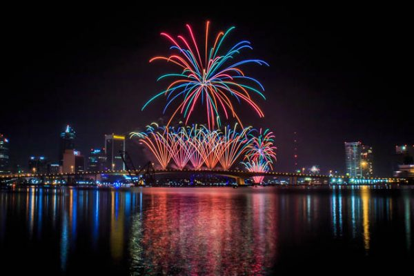 How To Photograph Fireworks: A Complete Tutorial